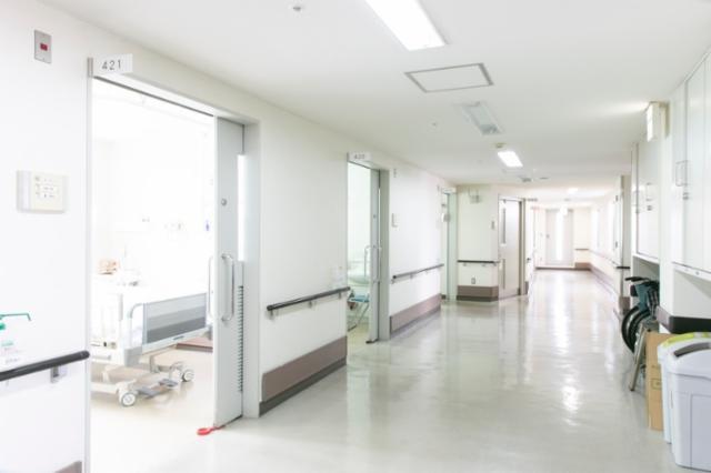 医) 勝又病院の画像・写真