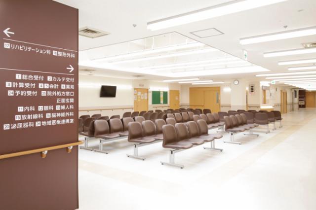 名古屋市立緑市民病院の画像・写真
